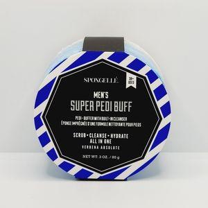 Spongelle | Super Pedi Buff | Verbena Absolute